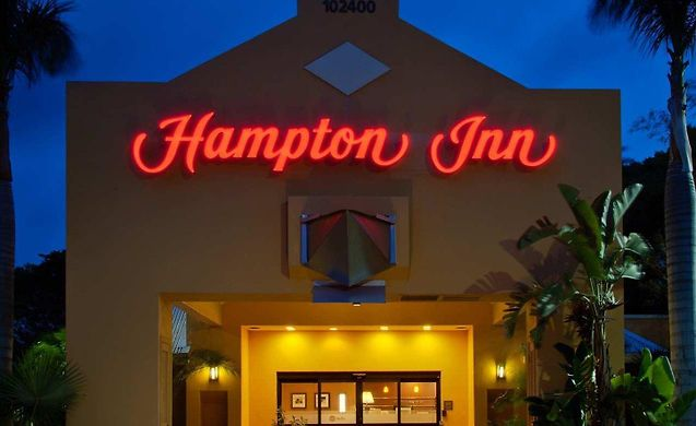 HAMPTON INN KEY LARGO, KEY LARGO ***